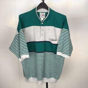 1990 Greenline International Pocket Half Button XL